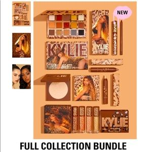 Full brand new Kylie cosmetic line. Brand new.